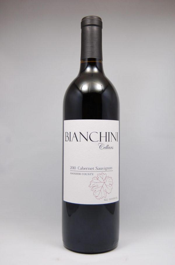 Bianchini Cellars Cabernet Sauvignon 2010