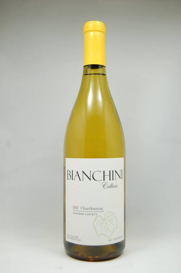 Bianchini Cellars Chardonnay 2012