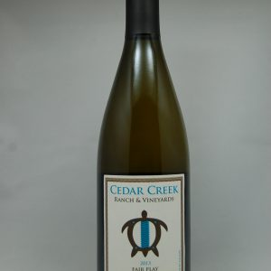 Cedar Creek Ranch Viognier 2013