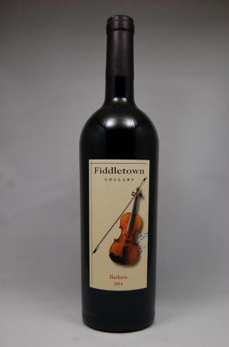 Fiddletown Cellars Barbera 2013