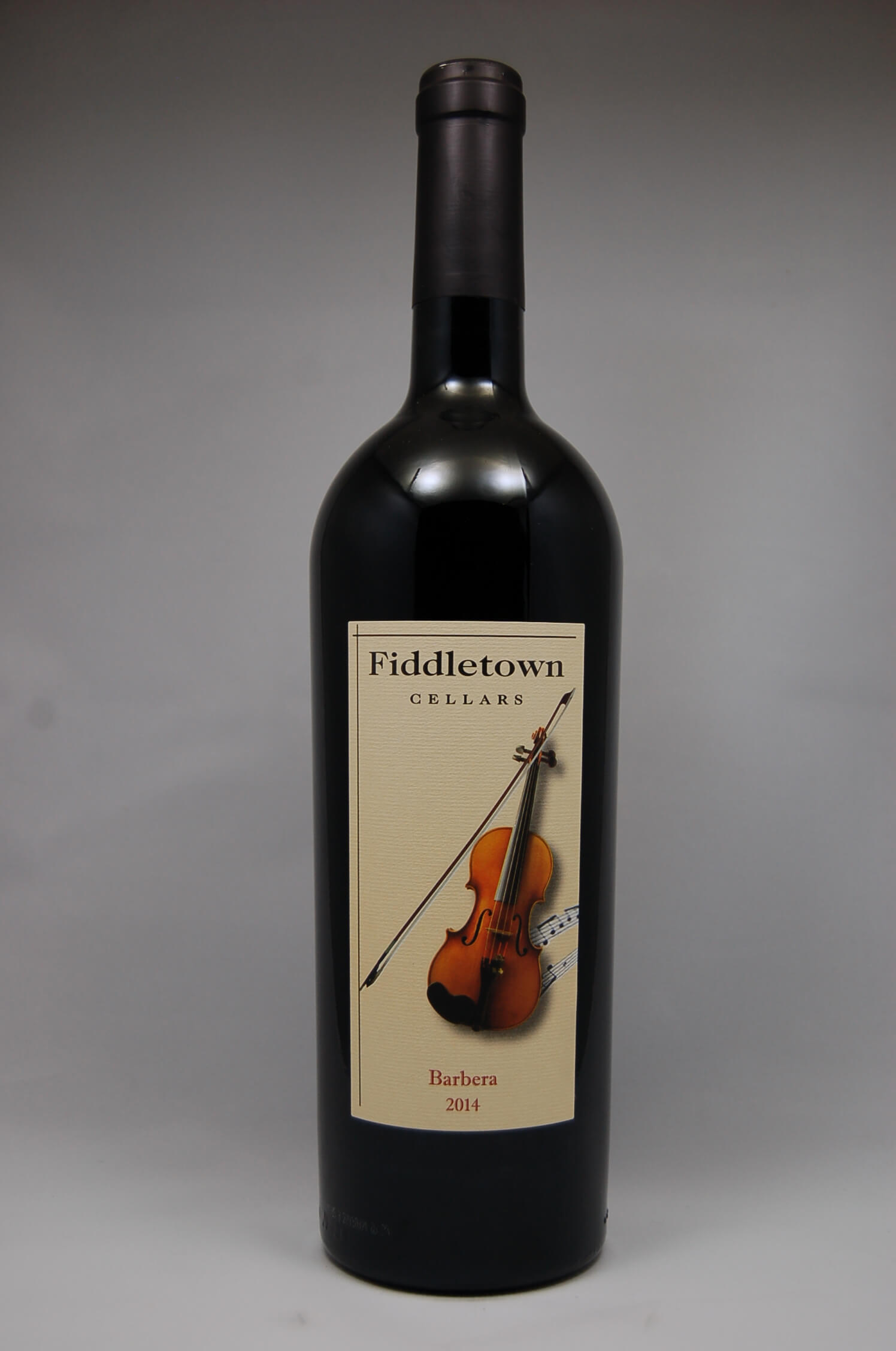 Fiddletown Cellars Barbera 2013