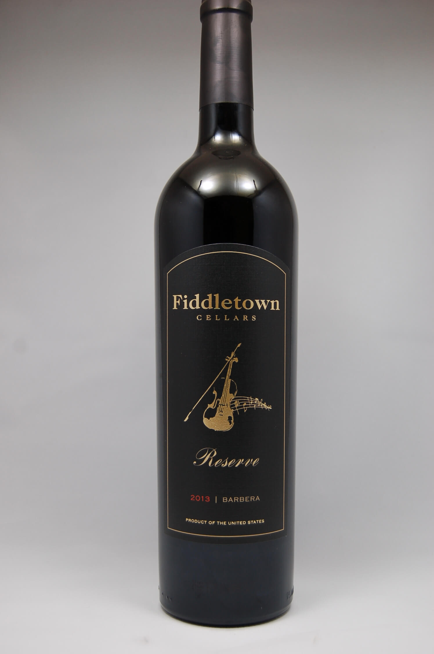 Fiddletown Cellars Barbera Reserve 2013