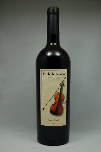 Fiddletown Cellars Petite Sirah 2013