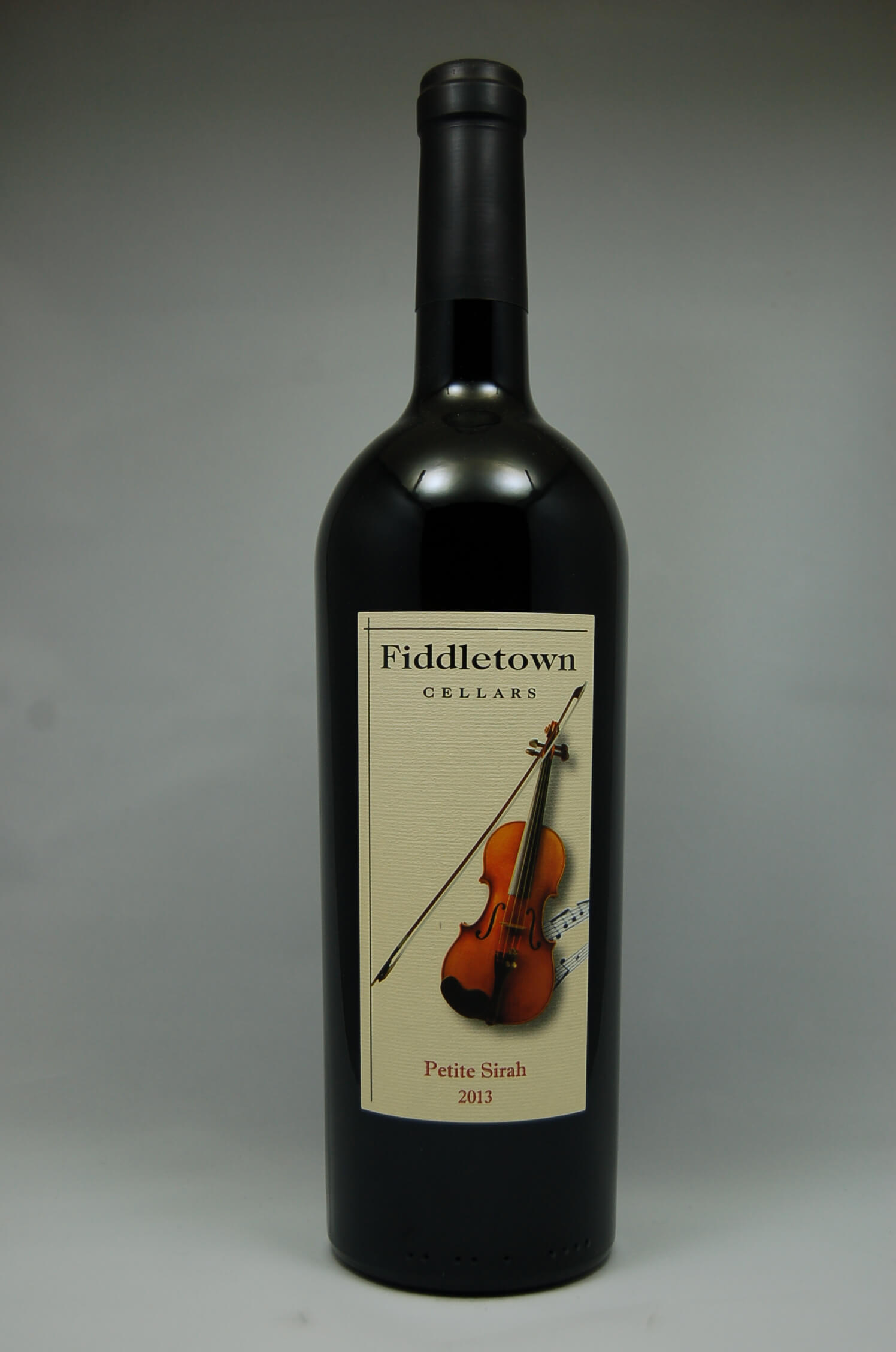 Fiddletown Cellars Petite Sirah 2013
