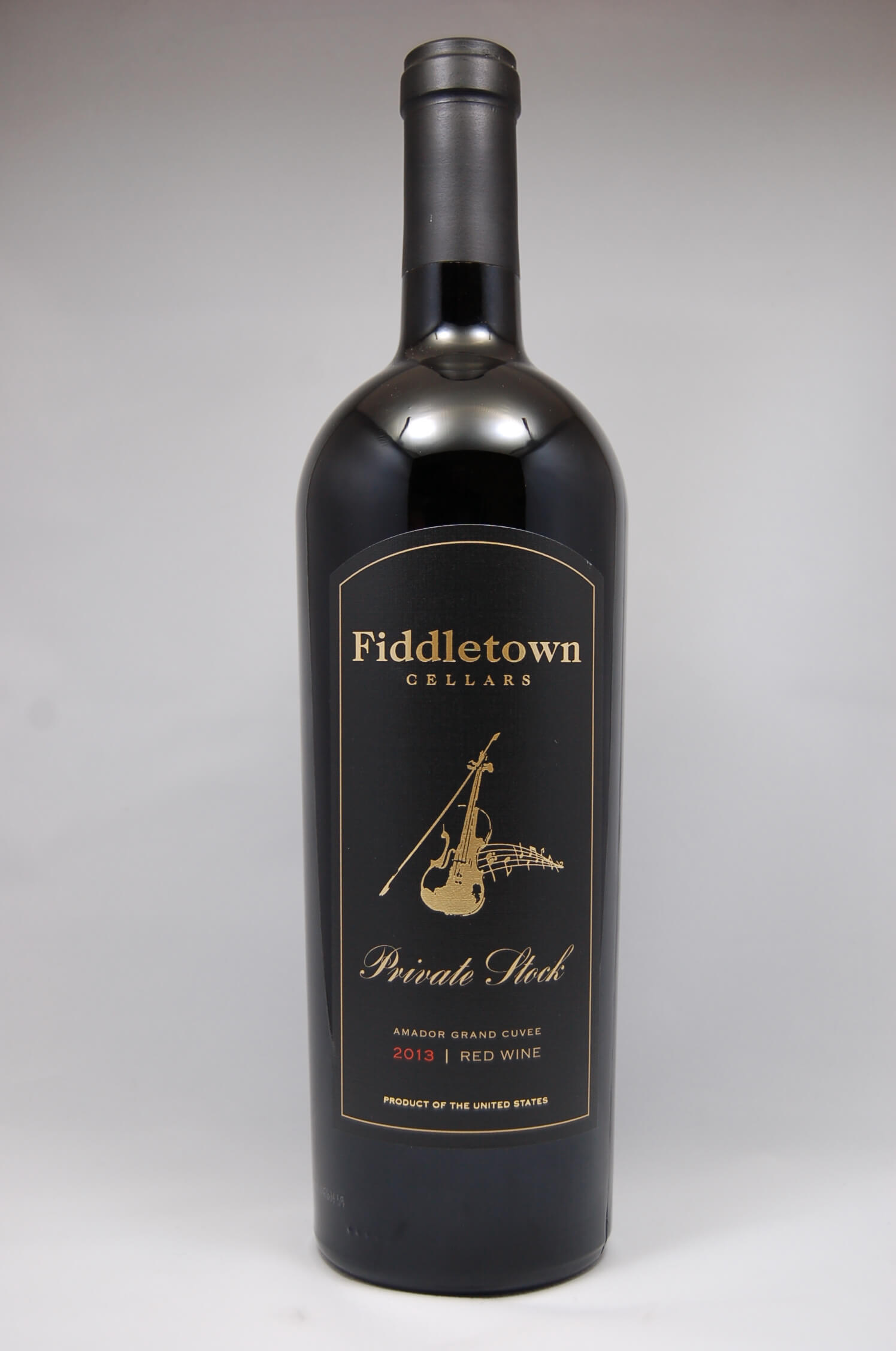 Fiddletown Cellars 2013 Private Stock