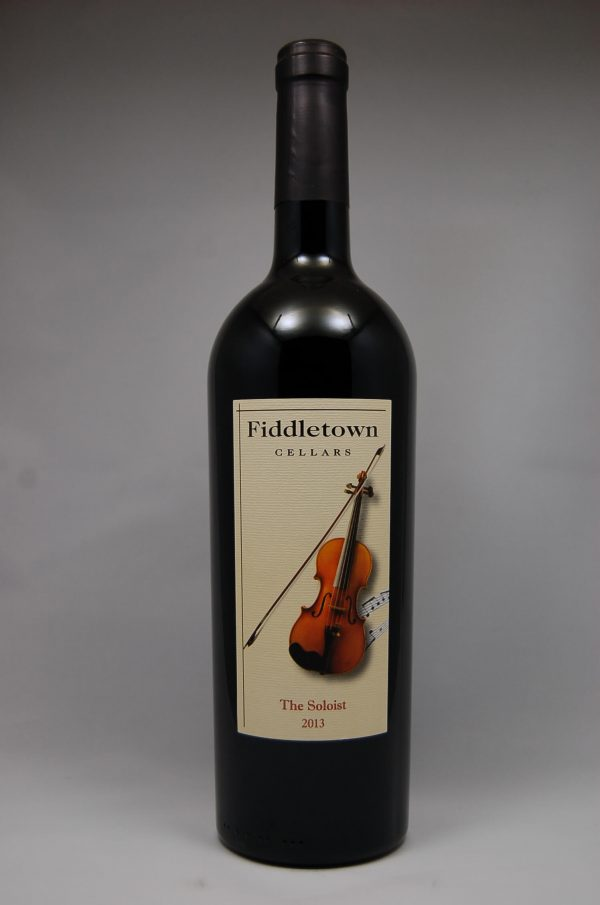 "Fiddletown Cellars ""The Soloist"" 2013"