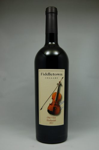 Fiddletown Cellars Zinfandel Old Vine