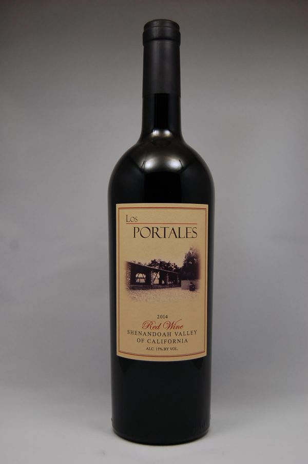 Los Portales Red Blend 2013