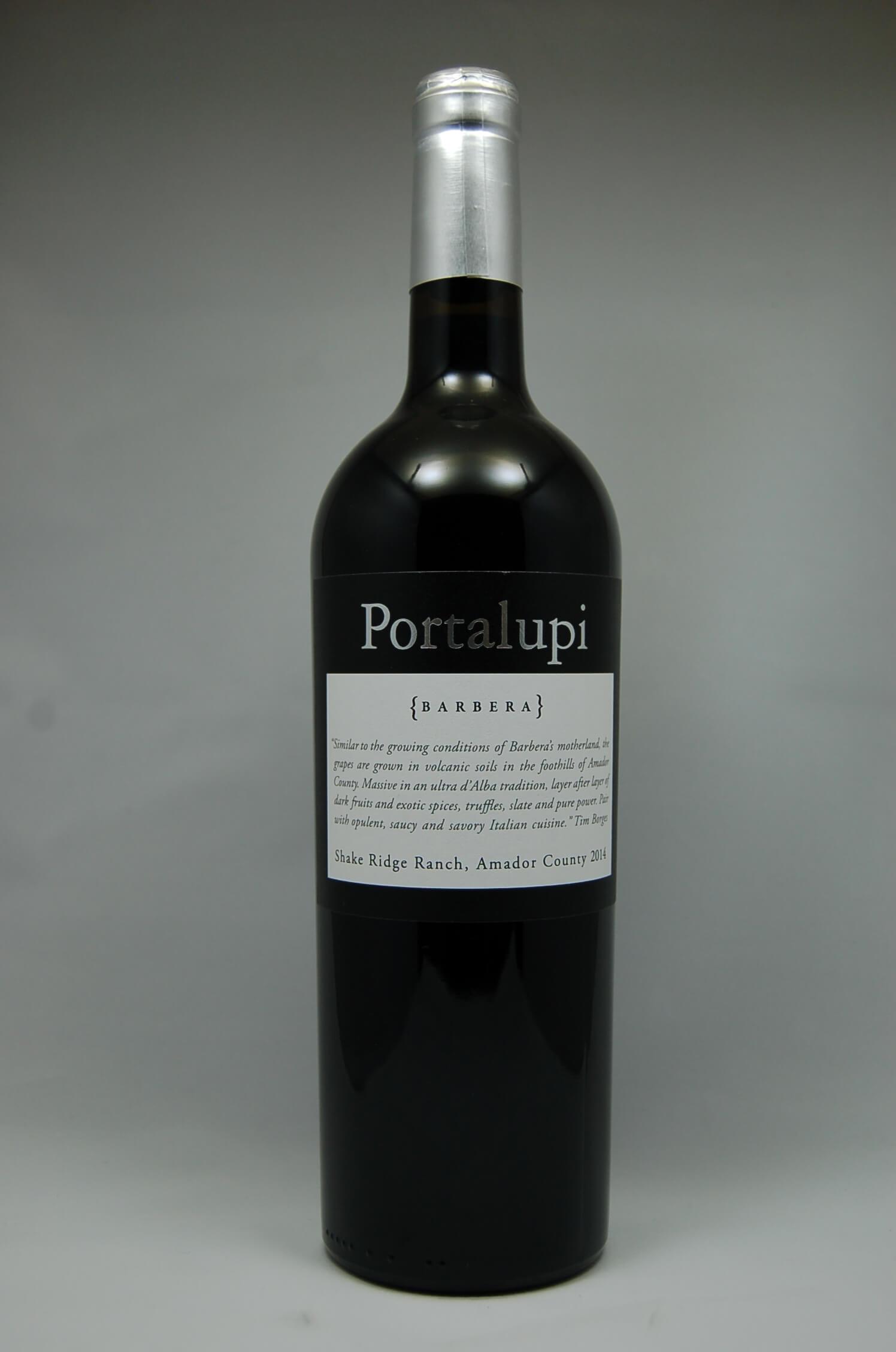 Portalupi Barbera 2014