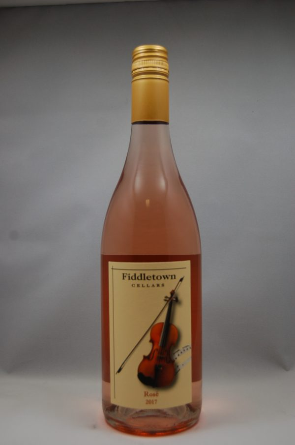 Fiddletown Cellars Rose