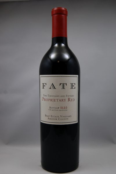Fate Proprietary Red