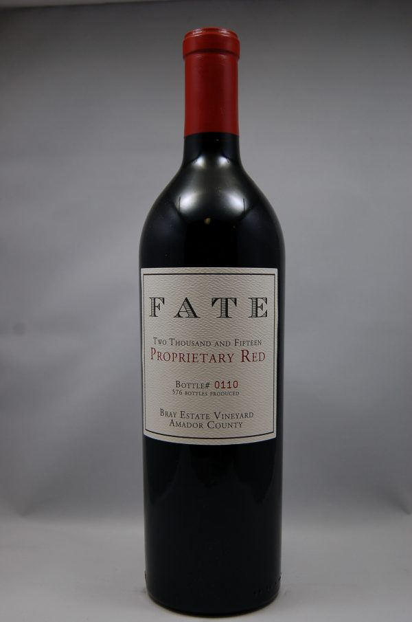 Fate Proprietary Red