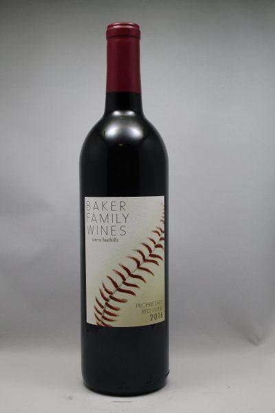 Dusty Baker Red Wine