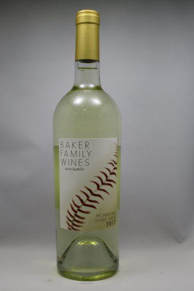 Dusty Baker White Wine