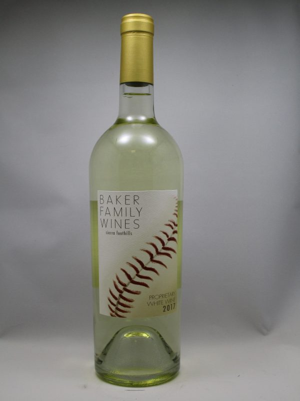 Dusty Baker White Wine
