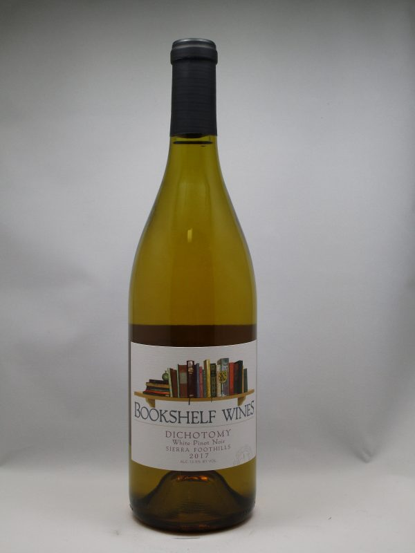 Bookshelf White Pinot Noir Dichotomy