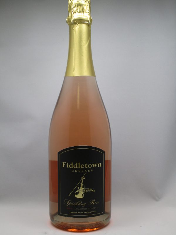 Fiddletown Cellars Sparkling Rose