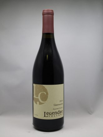 Legendre Cellars Grenache