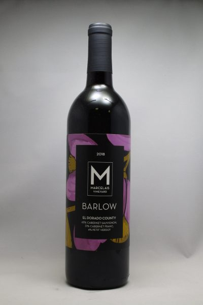 Marcelais Vineyard Barlow
