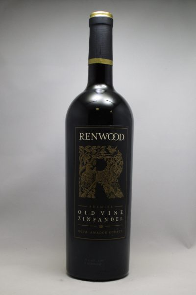 Renwood Old Vine Zinfandel