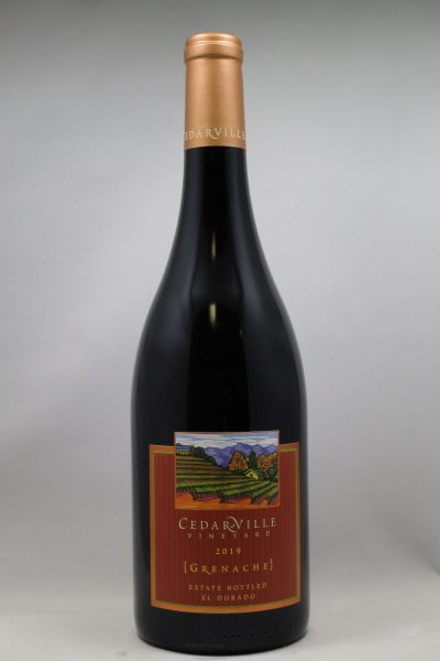 Cedarville-Grenache
